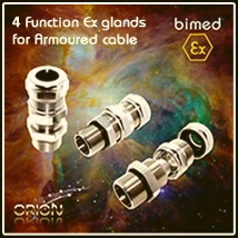 Atex exe exd cable glands