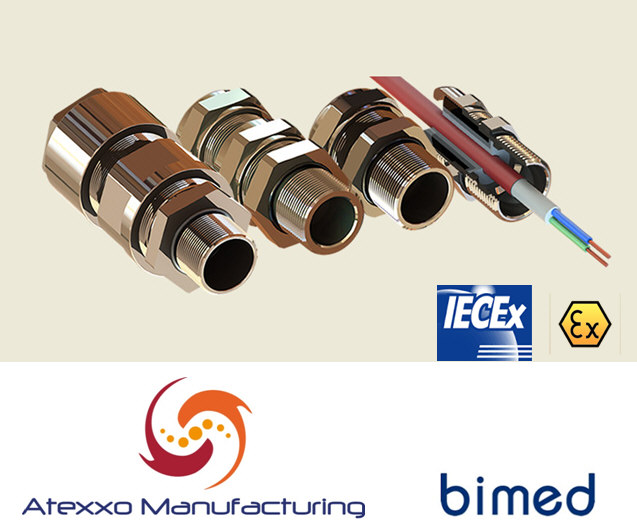 ATEX / IECEx Cable Glands