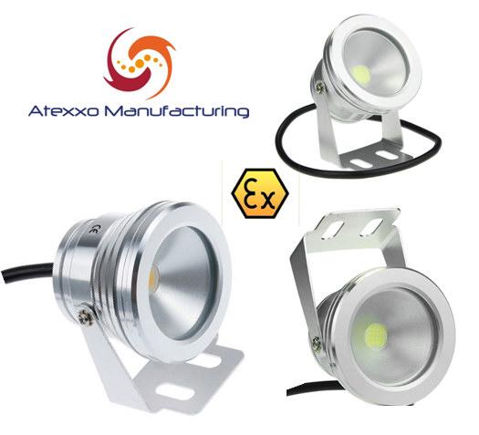 ATEX Led light 12 24V DC