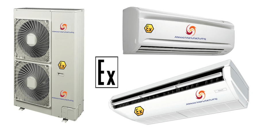explosion proof air conditioners