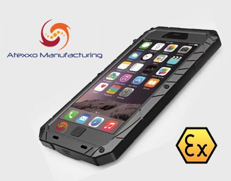 Explosion proof iPhone 6