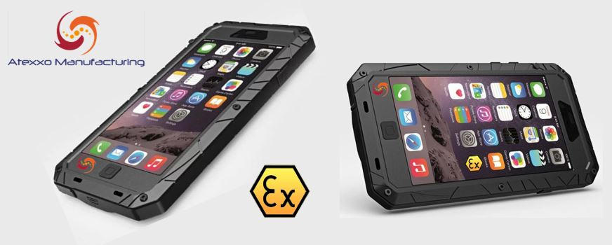 Explosion Proof Iphone 6 Atexxo Manufacturing